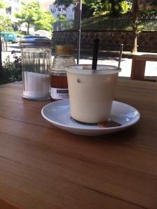 Geeister Chai Latte (laktosefrei)