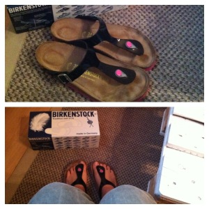When in the Netherlands ... buy some Birkenstocks made in Germany ;-)