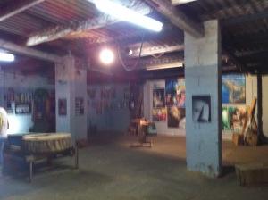 Streetart-Ausstellung