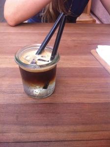 Tonic Water + Espresso = Espresso Tonic