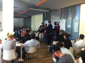 Sessionsplanung BarCamp Köln