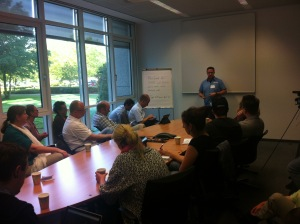 Session Facebook für KMU und Vereine