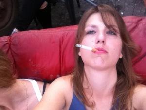 Selfie-Zeit in Odonien