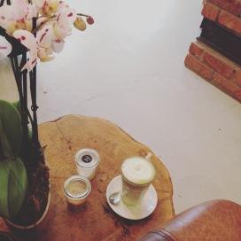 Gesund: Matcha Latte