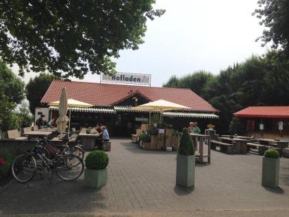 Hofcafé Gut Clarenhof