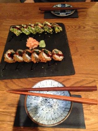 Sushi im Daikan