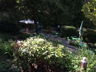 Traumhafte Einkehrmöglichkeit: Naturfreundehaus Hardt