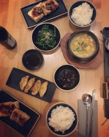 Koreanische Tapas im Anju